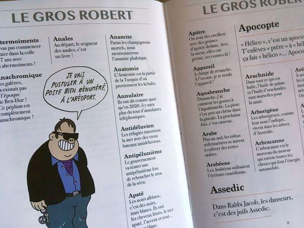 Le Gros Robert de Lindingre