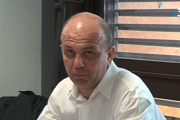 Dominique Federici, en tête dans la course à la présidence de l'Université de Corse