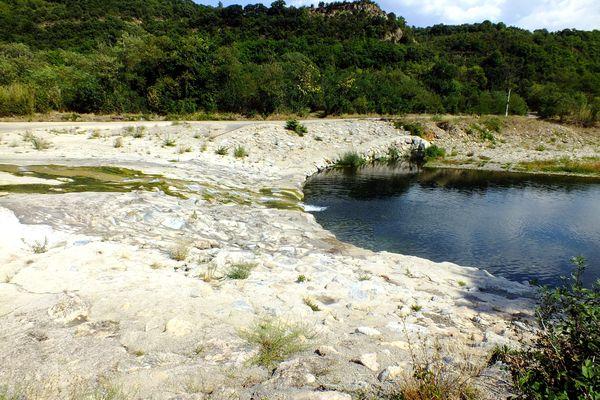 Malgré les épisodes pluvieux du mois de juillet, le département de l'Hérault est touché par la sécheresse cet été.