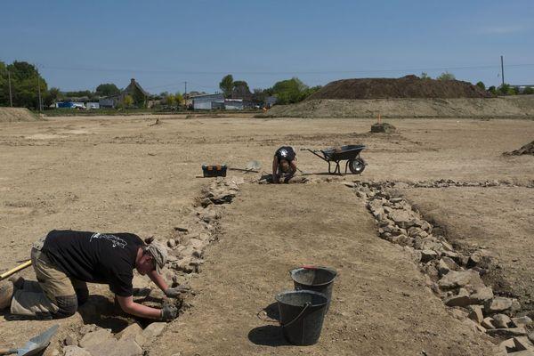 Le site archéologique de la Papillonnière