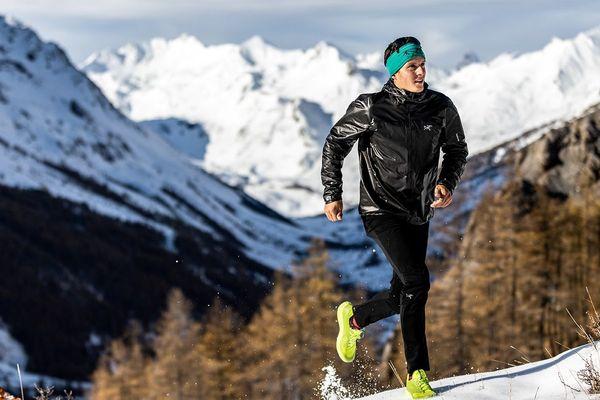 Martin Kern va tenter, avec deux autres trailers, de battre le record de la traversée Chamonix-Briançon.