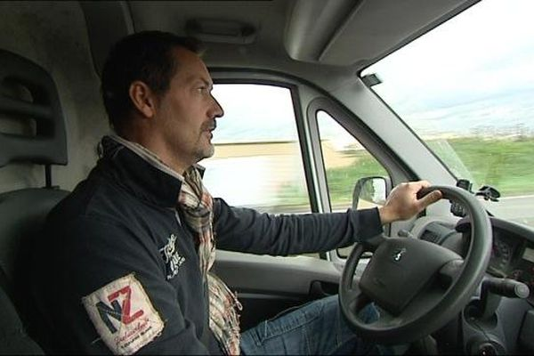 """Jérôme Barret est le premier patron du Jura à rejoindre le rang des """"tondus"""""""