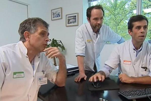 Une collaboration entre spécialistes pour le mieux-vivre du patient.