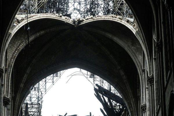 La reconstruction de Notre-Dame de Paris pourrait prendre plusieurs dizaines d'années selon les techniques retenues