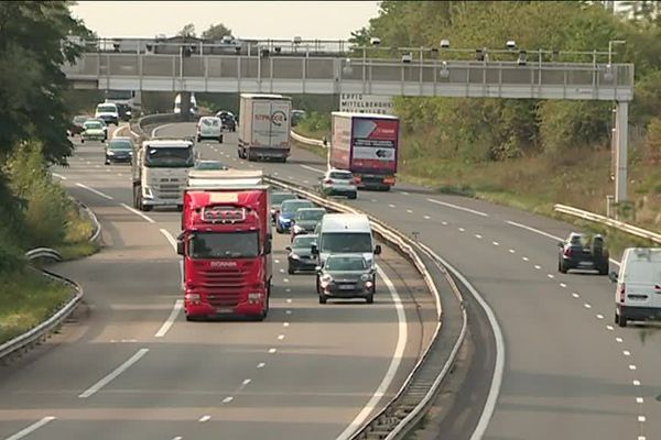 Le département des Vosges fait face à une pénurie de chauffeurs-routiers.