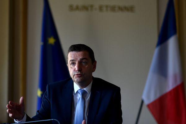 Archives juin 2021 -  Gaël Perdriau -Gaël Perdriau, maire LR de Saint-Etienne et président de Saint-Etienne Métropole
