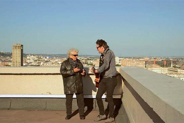 """le documentaire """"Le Havre Cité rock"""" est diffusé lundi soir vers 23h30"""