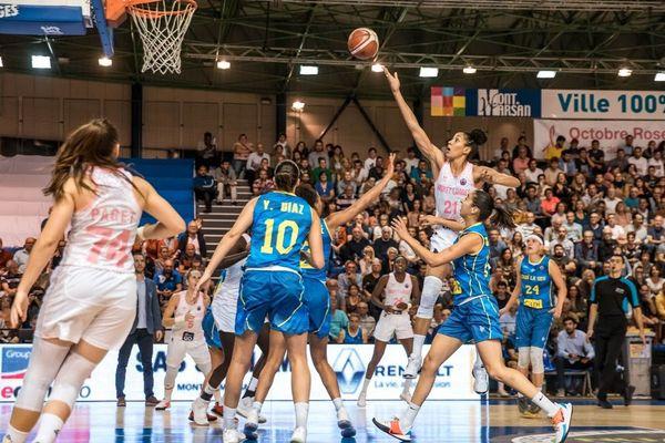 Basket Landes vs Cadi La Seu : match de poule