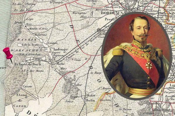 Sur les traces de Napoléon III - Bassin d'Arcachon
