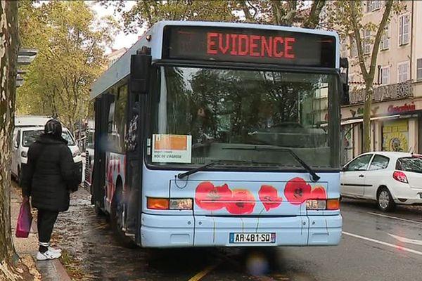 Depuis le 2 novembre, les bus de Cahors sont gratuits pour tous les usagers.