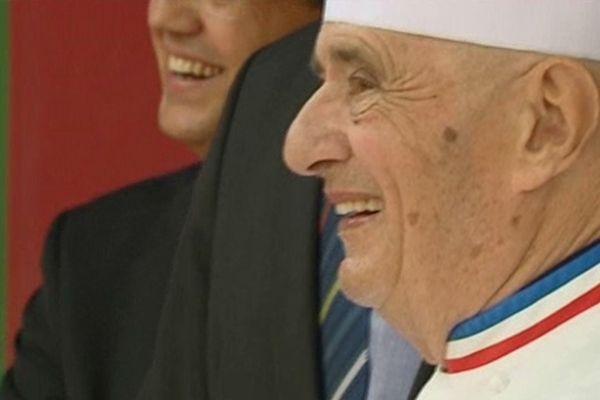 Paul Bocuse aura 87 ans le 11 février prochain.