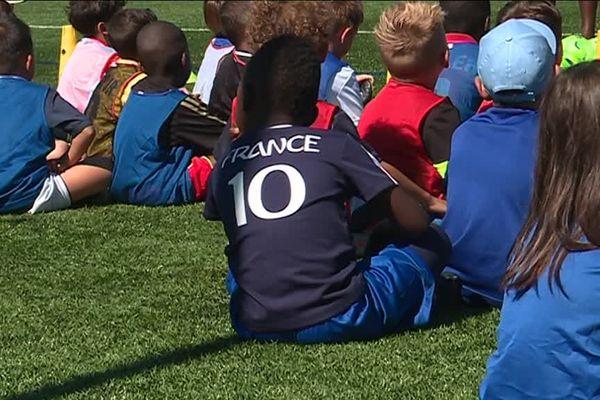 L'effet coupe du Monde dans les clubs de foot des Pays de la Loire