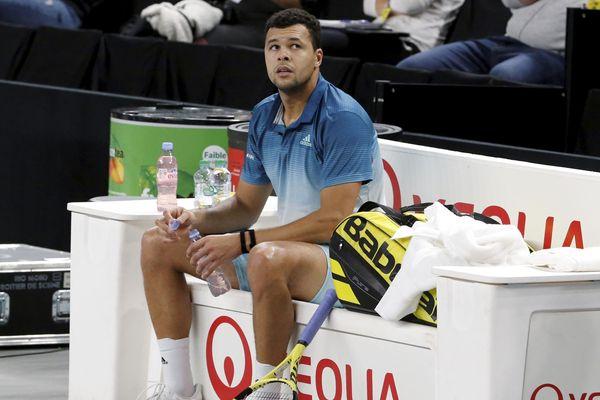 Tsonga ne briguera pas une 4ème victoire à l'Open 13.