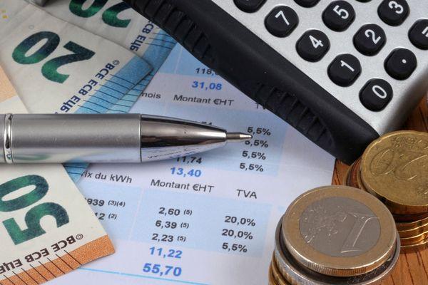 En région Centre-Val de Loire, 185 000 logements ont des difficultés à payer leurs factures d'énergie. Photo d'illustration