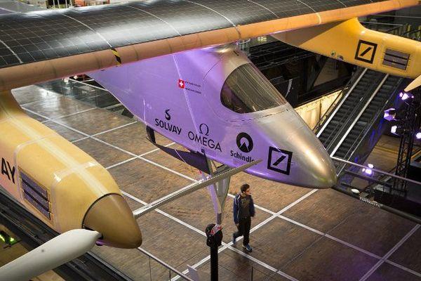 L'avion révolutionnaire Solar Impulse 2 n'a pas décollé comme prévu ce mardi de Chine pour mettre le cap sur Hawaï.