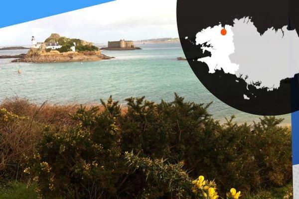 L'Île du Louet, l'un des petits coins de paradis de la baie de Morlaix