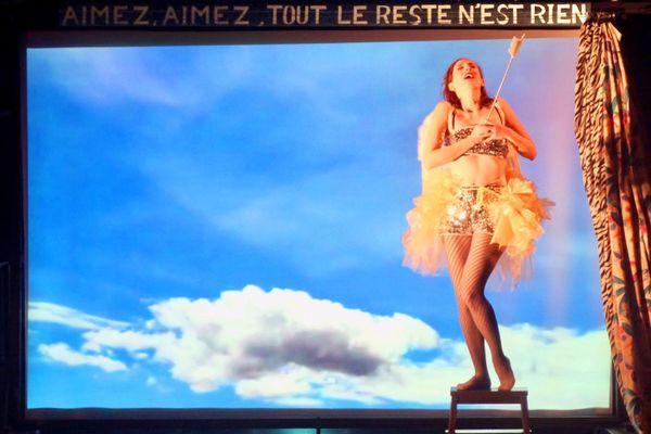 Les Fables, un opéra world music, Inspiré des fables de La Fontaine au théâtre du Gymnase à Marseille jusqu'au 7 novembre 2020