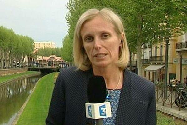 Ségolène Neuville - Secrétaire d'Etat aux Personnes handicapées et à la Lutte contre l'exclusion du gouvernement de Manuel Valls - 11 avril 2014.