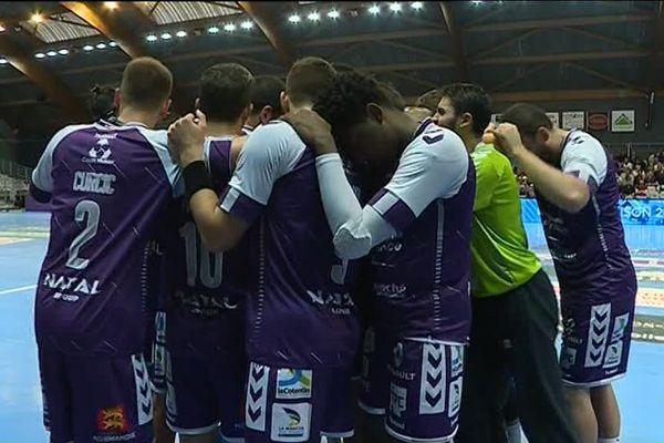 Les Cherbourgeois ont eu beau se motiver avant le match, ils n'ont rien pu faire contre Massy.