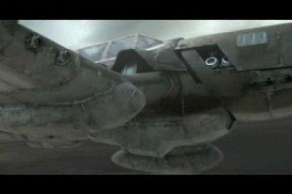 """""""Voile noir"""", qui met en scène des pilotes de chasse en pleine action, était en lice pour les """"VES awards""""."""