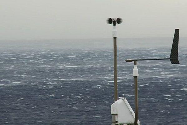 La Corse placée sous le coup d'une alerte au vent fort (ILLUSTRATION)