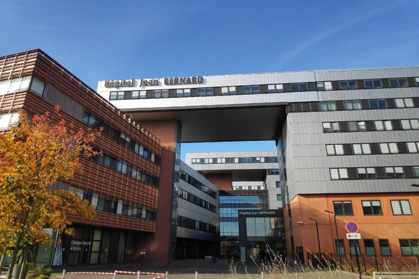 Image d'illustration du centre hospitalier de Valenciennes.