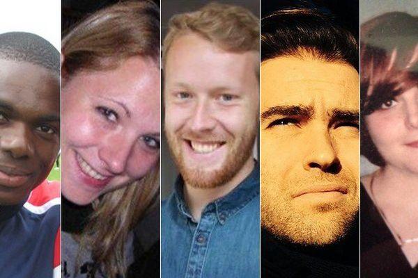 Ils s'appelaient Ludovic, Nathalie, François-Xavier, Sébastien, Ariane...