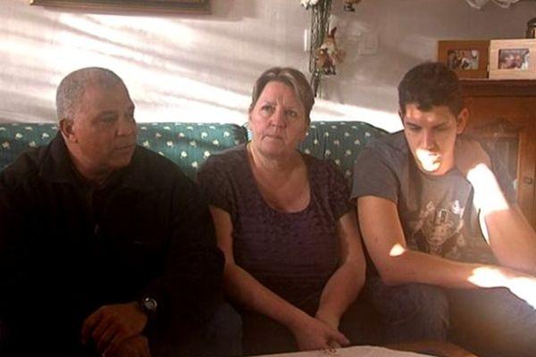 Les parents et le frère de Magali Méjean ont reçu une de nos équipes dans leur appartement à Caen.