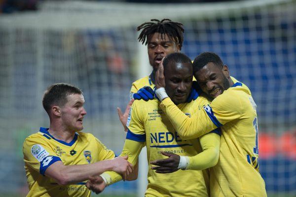 La dernière saison du FC Sochaux-Montbéliard s'était terminée après 28 journées, à cause de la crise du coronavirus Covid-19.