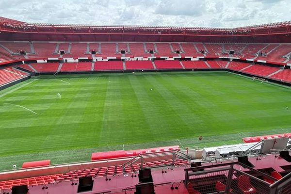 Le stade du Hainaut sera vide pour la rencontre France - Pays-Bas mardi 10 mars à 21 heures.