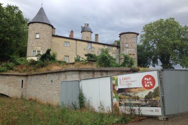Le site historique sera réhabilité et transformé en complexe htelier