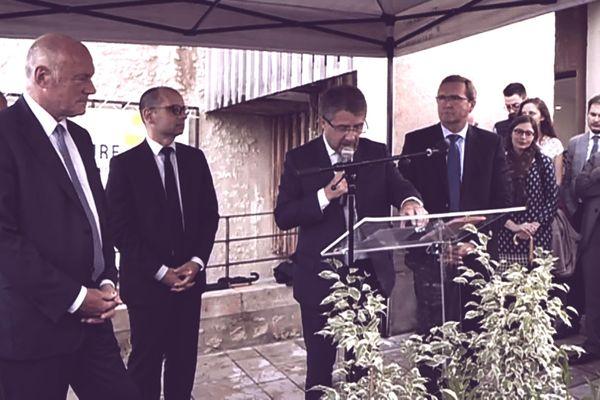 Lors de son lancement, le projet de la Ville avait obtenu le soutien du Département et de la Région