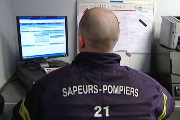 Les sapeurs-pompiers volontaires sont moins nombreux dans le département de la Côte-d'Or depuis une dizaine d'années