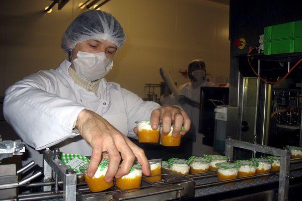 Jusqu'ici, le groupe Andros sous-traite l'activité de préparation de fruits, et se concentre sur la transformation.