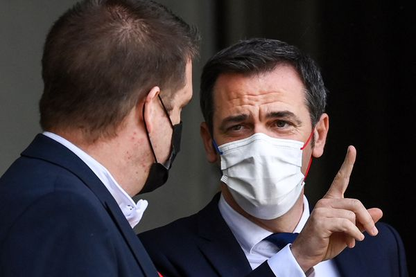 Olivier Véran est attendu à Lyon vendredi 21 mai à l'hôpital Edouard-Herriot.