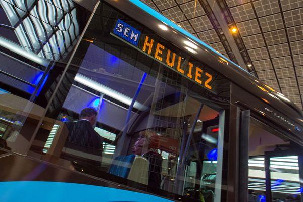 Heuliez remporte un contrat de 49 bus électriques pour les Pays-Bas.
