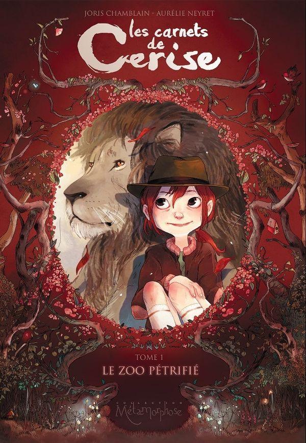 Le premier tome des Carnets de Cerise, de Joris Chamblain et Aurélie Neyret