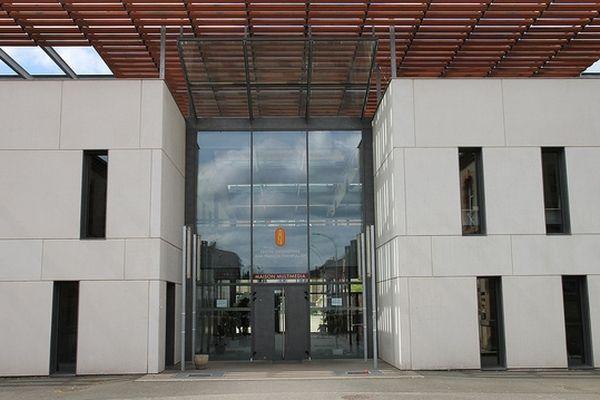 Le site universitaire d''Albi