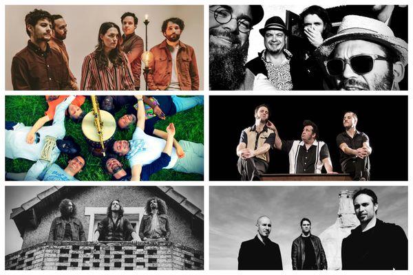 Sept concerts sont au programmes du festival 2021 des Heures Vagabondes