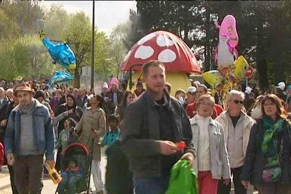 Carnaval d'Hérouville Saint-Clair, 13 avril 2014