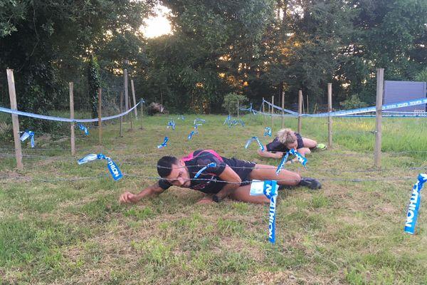 Pour rester dans le Top 10 des équipes françaises, les athlètes de Limoges ne lésinent pas sur l'entrainement.