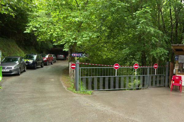 L'entrée des gorges de Kakuetta est fermée au public jusqu'à nouvel ordre après la chute d'un rocher qui a tué une randonneuse de 31 ans le 31 juillet 2020
