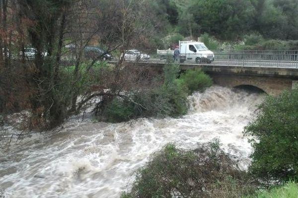 10/02/14 - Pont de la Gravona à Cuttoli-Corticchiato