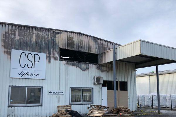 L'incendie du samedi 28 décembre est vraisemblablement d'origine criminelle, selon la police d'Oyonnax.