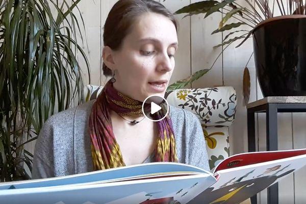 Les agents de la médiathèque de Troyes proposent des lectures sur Facebook.