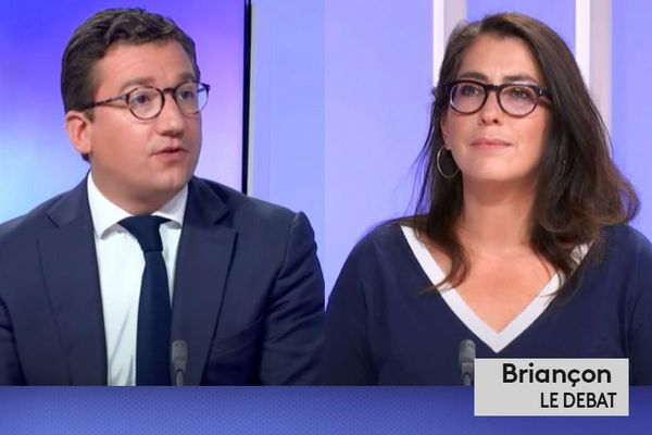 Municipales 2020 : Briançon, le débat du second tour.