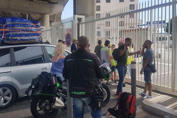 Grève à la Méridionale : le port de Marseille bloqué