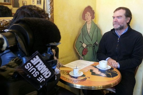 J.F. Chazerans interviewé par F3 Poitou-Charentes