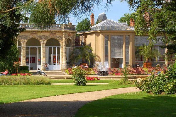 L'orangerie du Parc du Thabor.