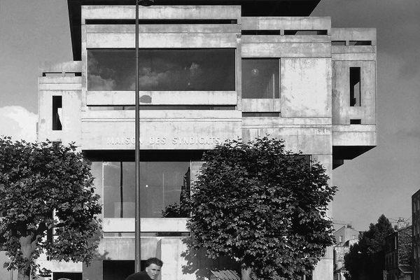 """Réalisé par Jacques Kalisz et inauguré en 1973, l'ancien centre administratif a une architecture singulière, dit """"brutaliste"""""""